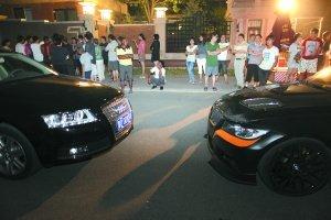 <p>El pasado 6 de septiembre, después de un muy pequeño problema de tráfico a la entrada de una de las urbanizaci