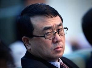 Wang Lijun, en marzo de 2011, como delegado de la Asamblea Popular Nacional