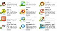 Weixin, Sina Weibo, QQ... estas han sido las aplicaciones móviles más populares en China durante el 2012.