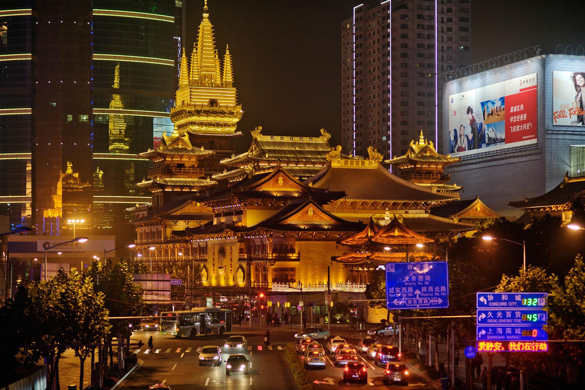 thesis statement about night life china